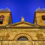 Campanario de la Iglesia de San Juan Bautista #SantJoan