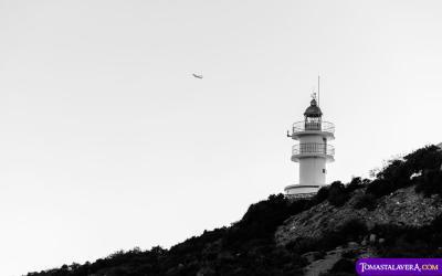 Faro del Cabo de la Huerta (III) #Alicante