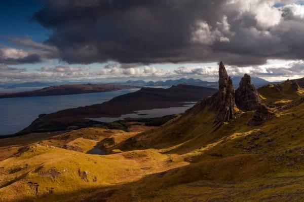 Scotland Landscape Stunning Of