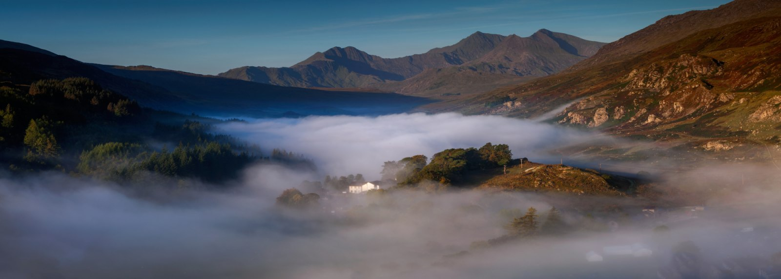 Workshops Snowdonia Wales  Landscape photography of North Wales
