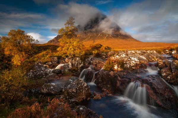 Scotland Landscape Stunning Of Locations Highlands