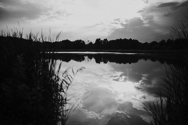 łysy młyn staw jezioro zalew młyn łysy fotograf poznań