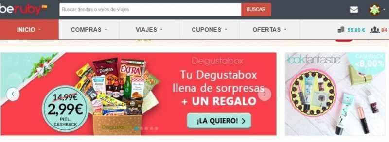 compras online degustabox