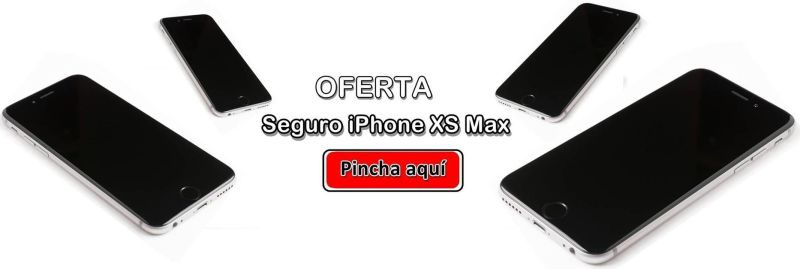 Seguro para iPhone XS Max