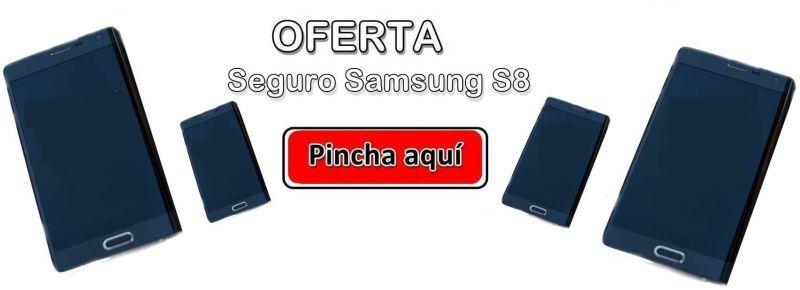 Asegurar Samsung S8