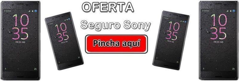 Contratar un seguro de Sony