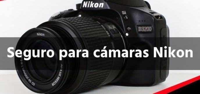 Seguro para cámaras Nikon