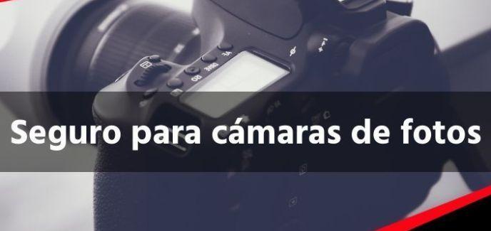 Seguro para cámaras de fotos