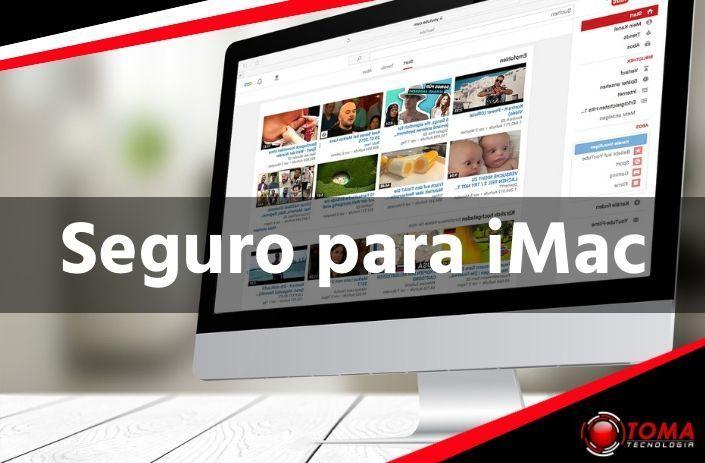 Oferta Seguro para iMac