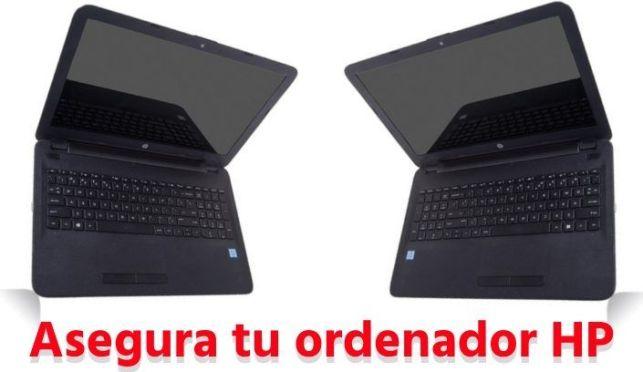Oferta Seguro para ordenador HP