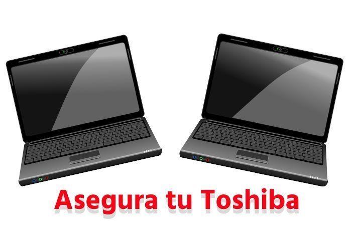 Oferta Seguro para ordenadores Toshiba