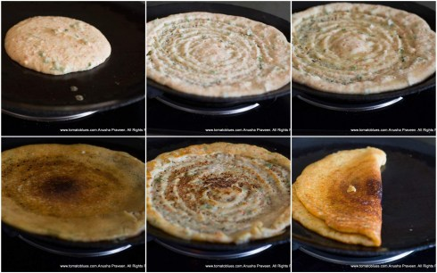 Adai Recipe With Step By Step Tutorial
