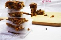 Granola Bars~ My 200th post