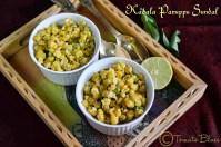 Kadala Paruppu Sundal Recipe| Navrathri Recipes