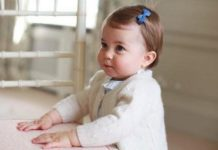 5 Pics of Princess Charlotte That Her Parents Want You To See Before Wishing Happy Birth Day To Her. Tomatoheart.com 3