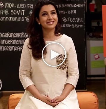 Watch Tisca Chopra Sharing Her Hilarious Casting Couch Experience & Why It's a Perfect Example of KLPD Tomatoheart.com 6