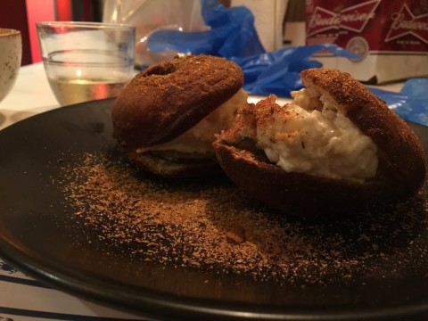 Slipper lobster donut House of Crabs