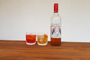 Caperatif South African vermouth