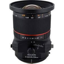 Samyang T-S 24mm f/3.5- sony E mount