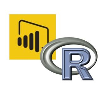 R graphs and tables in Power BI Desktop