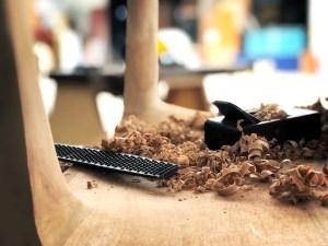 shavings detail