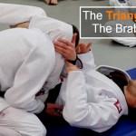Triangle from Brabo Grip for Brazilian Jiu Jitsu