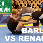 Match Breakdown: Tom Barlow vs Lee Renaut (2018)