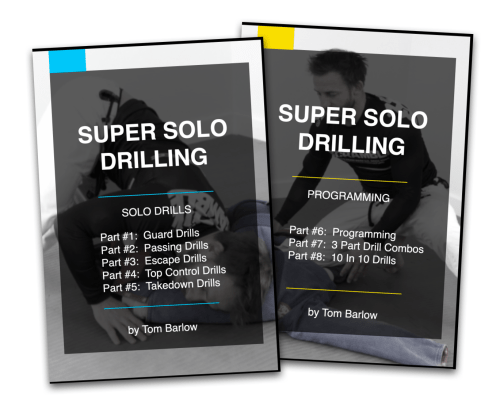 Super Solo Drilling Covers