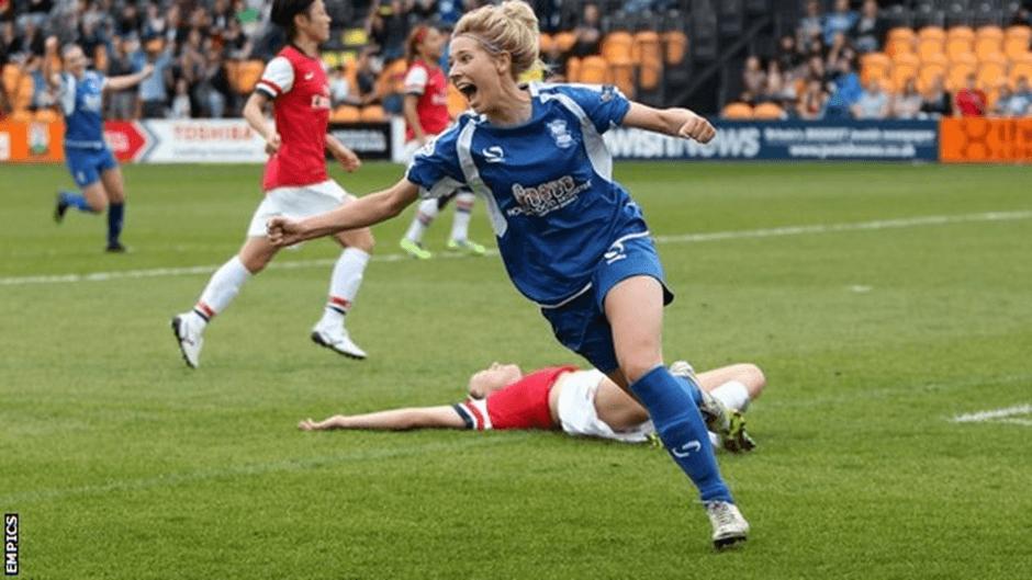 Testimonial: Kirsty Linnett (Birmingham City Ladies & England International)
