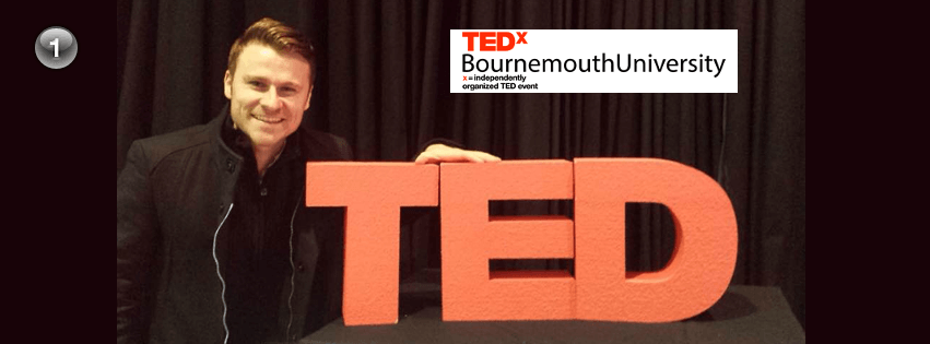 TEDx Bournemouth – Part 1: The Journey
