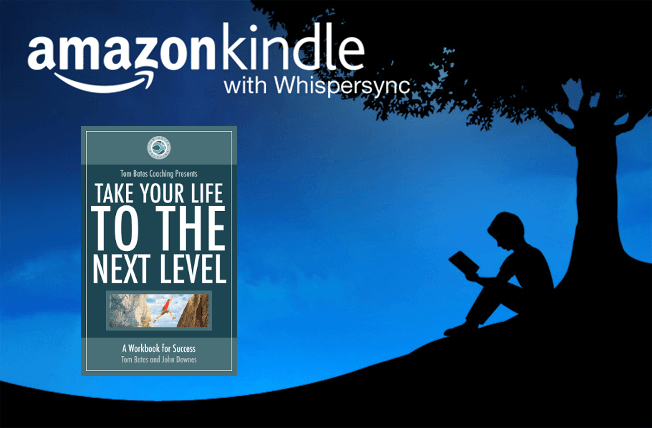 Kindle Book Launch: Take Your Life to the Next Level