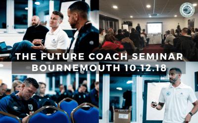 The Future Coach Seminar Bournemouth – Success!