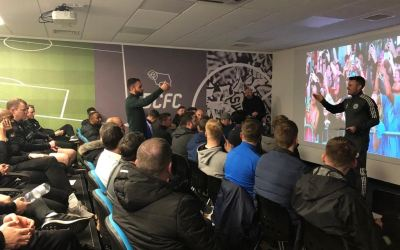 The Future Coach Seminar Derby – Success!