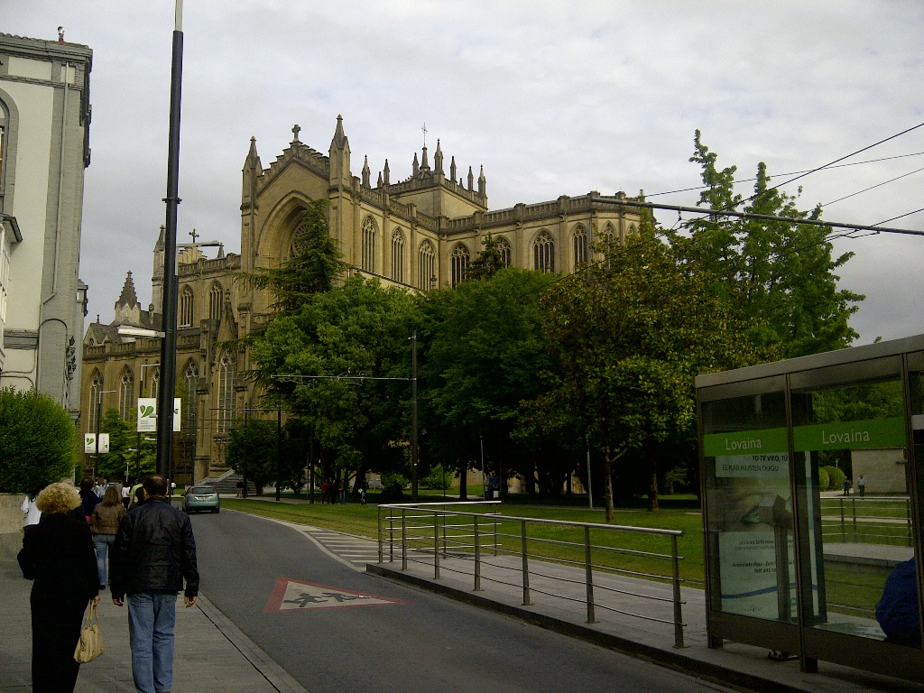 Vitoria Cathedral Alava