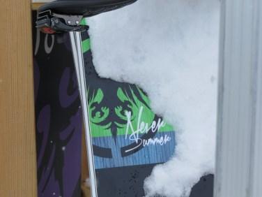 Snowtrooper close up