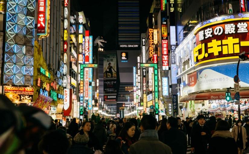 Tokyo Diaries – Part 1