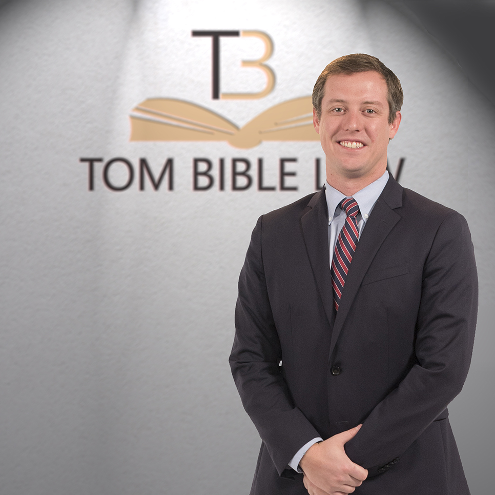William P. Glascock is an attorney at Tom Bible Law firm in TN.