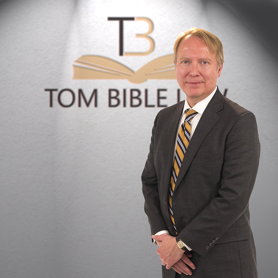 Robert J. Wilkinson - Tom Bible Law