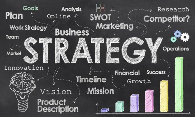 Business Strategy on Blackboard