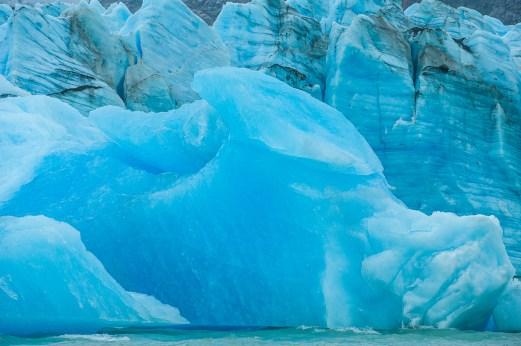 Patagonia. Viedma Glacier. Argentina