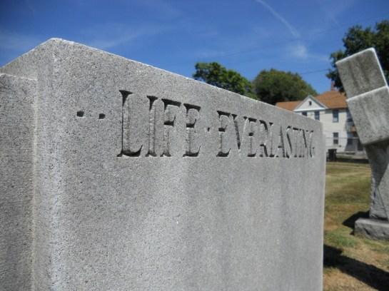 Exploring Graveyards for geocaching