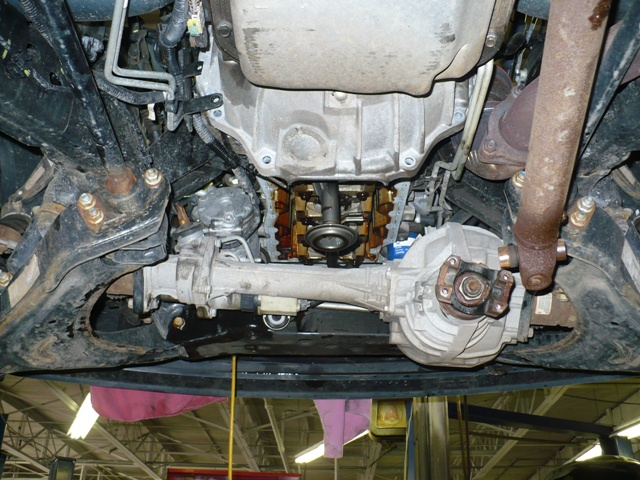 2003 Chevy S10 Blazer Oil Pan Gasket