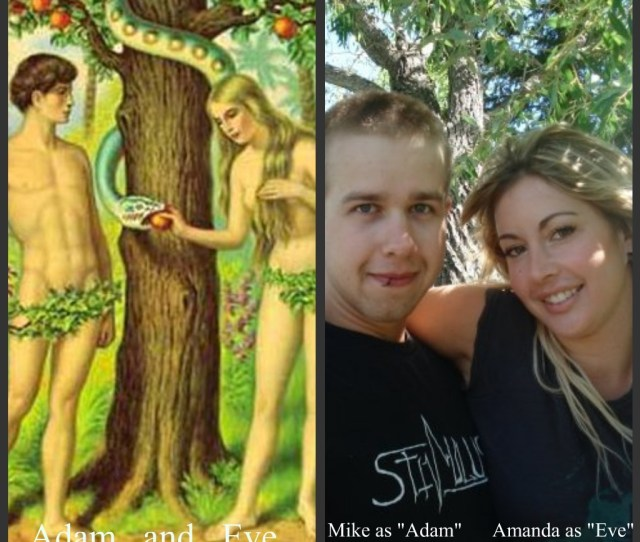 Cast As Adam And Eve