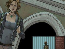 Tomb Raider: Survivor's Crusade #3 comic - Page Preview