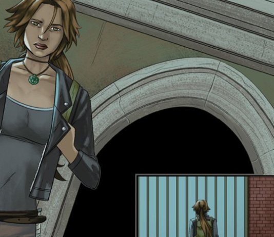 Tomb Raider: Survivor's Crusade #3 comic - Page Preview