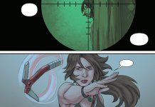 Tomb Raider: Survivor's Crusade #4 comic - Page Preview