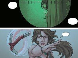 Tomb Raider: Survivor's Crusade #4 comic - Page Preview