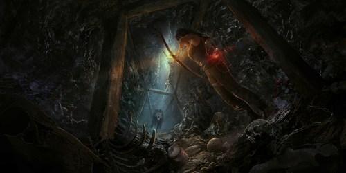 wolf concept village mountain den tomb raider posted survival favorites barroom