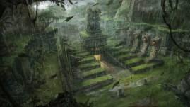 Gates of Xibalba - open