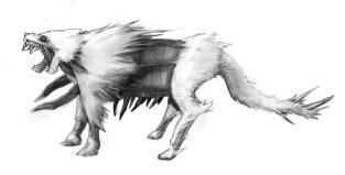 Mutated Arctic Fox